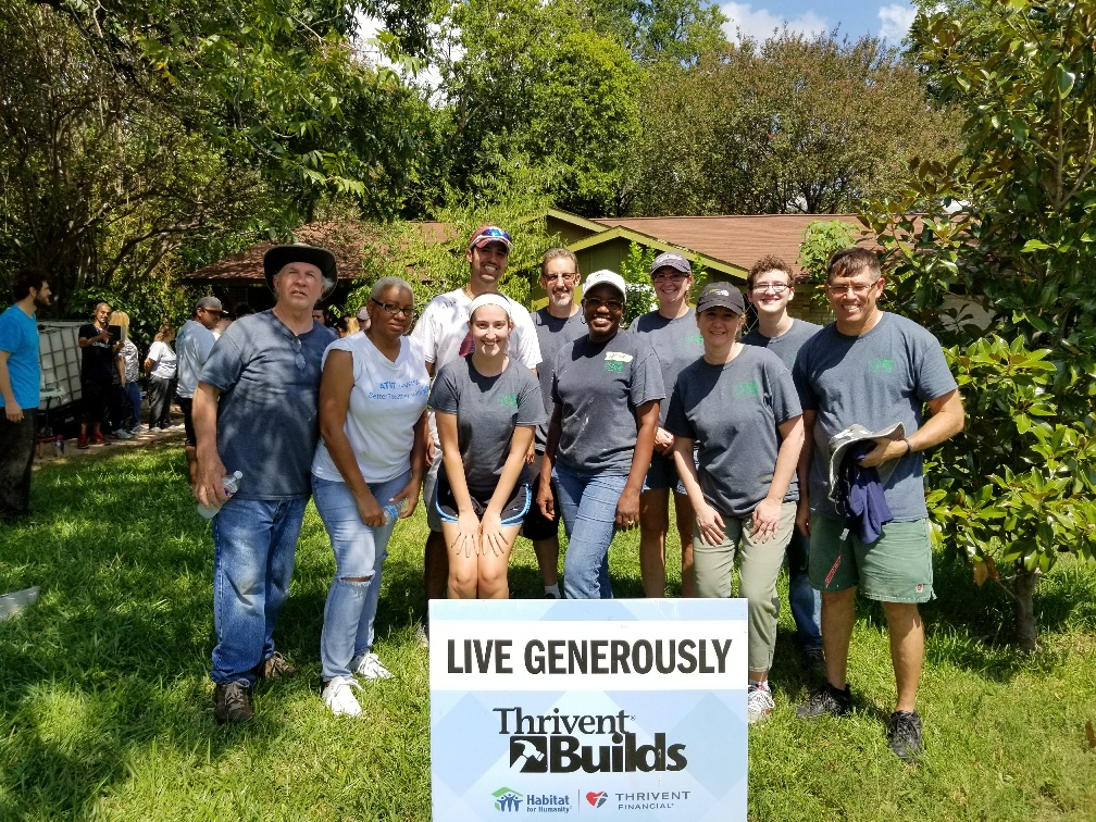 Habitat for Humanity 2017